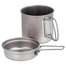 Snow Peak - Trek 1400 - Travel cooking pot