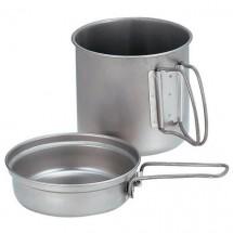 Snow Peak - Titanium Trek 900 - Travel cooking pot