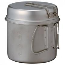 Snow Peak - Titanium Trek 1400 - Travel cooking pot