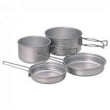 Snow Peak - Multi Compact Cook Set