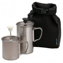 Snow Peak - Titanium Café Latte Set