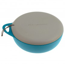 Sea to Summit - Delta Bowl With Lid - Plat