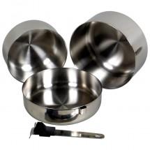 Relags - Biwak stainless steel 1 cooking set