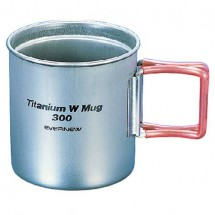 Evernew - Ti Mug Double Wall - Trinkbecher