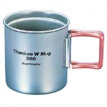 Evernew - Ti Mug Double Wall - Drinkbeker