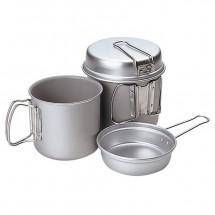 Snow Peak - Aluminum Trek Combo - Cookware set