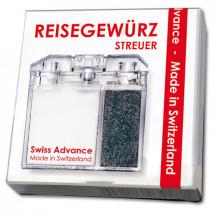 Swiss Advance - Maustepurkki, suola ja pippuri