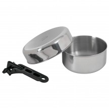 Relags - Biwak stainless steel Junior - Cooking set