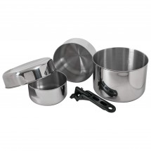 Relags - Biwak stainless steel 3 - Cooking set