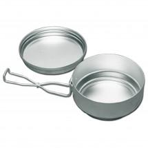 Alb Forming - Two-Piece Mess-Tin Set Aluminum - Pot set