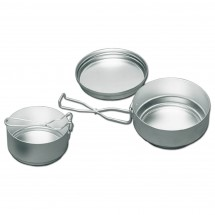 Alb Forming - Three-Piece Mess-Tin Set Aluminum - Pannenset