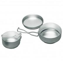 Alb Forming - Three-Piece Mess-Tin Set Aluminum - Pannenset
