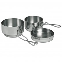 Alb Forming - Three-Piece Mess-Tin Set Steel - Pot set