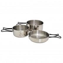 Alb Forming - Makalu Three-Piece Set - Cooking set