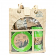 EcoSouLife - Picnic Set - Geschirr-Set