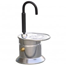 Basic Nature - Espresso Maker Alu