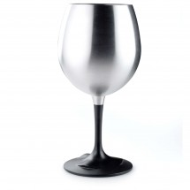 GSI - Glacier Stainless Nesting Red Wine Glass