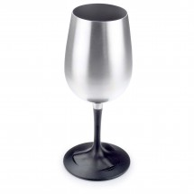 GSI - Glacier Stainless Nesting Wine Glass