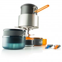 GSI - Halulite Microdualist Complete - Cooking set