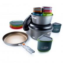 GSI - Pinnacle Camper - Kit de vaisselle