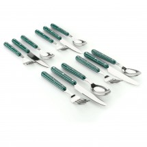 GSI - Pioneer Cutlery - Set de couverts