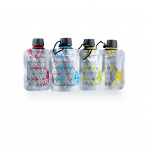 GSI - Soft Sided Condiment Bottle Set - Bouteilles pliables