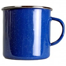 Relags - Emaille Tasse