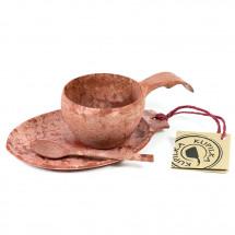 Kupilka - Geschenkset - Cup, saucer, spoon