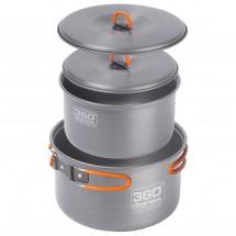 360 Degrees - Furno X-Large Pot Set - Kattila