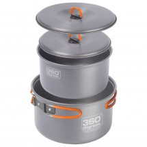 360 Degrees - Furno X-Large Pot Set - Kattila