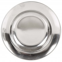 Lifeventure - Stainless Steel Camping Plate