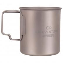 Lifeventure - Titanium Mug