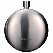 Snow Peak - Round Titanium Flask - Zakfles