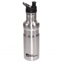 Bergfreunde.de - Stainless Steel Bottle Bike - Drinkfles