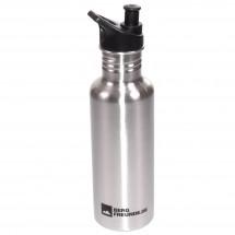 Bergfreunde.de - Stainless Steel Bottle Sport - Water bottle