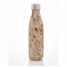 S'Well - Wood - Bouteille isotherme
