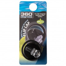 360 Degrees - Flip Cap - Reservedeksel