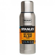 Stanley - Adventure Vacuum Bottle Brushed - Vakuumflaske