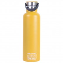 360 Degrees - Vacuum Insulated Drink Bottle - Eristetty pullo