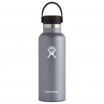 Hydro Flask - Standard Mouth with Standard Flex Cap - Eristetty pullo