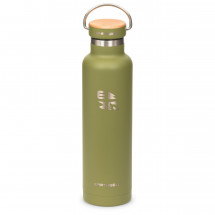 Earthwell - Woodie Maple Cap Iso - Insulated bottle