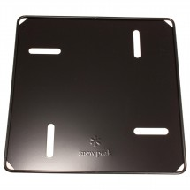 Snow Peak - Fireplace Base Plate - Aluslevy