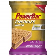 PowerBar - Energize Wafer Berry Yogurt - Energierepen