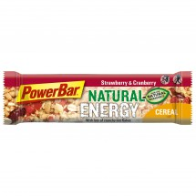 PowerBar - Natural Energy Cereal Strawberry & Cranberry