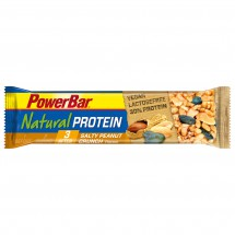 PowerBar - Natural Protein (Vegan) Salty Peanut Crunch - Recoveryriegel