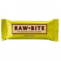 Raw Bite - Spicy Lime - Barre énergétique