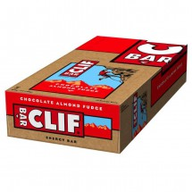 Clif Bar - Chocolate Almond Fudge 12er Promo MHD 18.08.2016