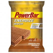 PowerBar - Energize Wafer Chocolate Peanut - Energiapatukka