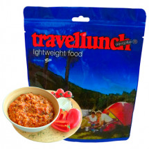 Travellunch - Reis mit Rindfleisch und Paprika