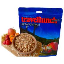 Travellunch - Vruchtenmuesli met melk